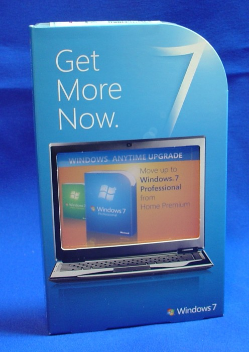 I like Windows 7 Pro; but Home Premium would have been almost as good