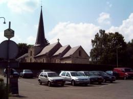 Holset's old church