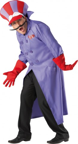 Dick Darstardly Costume