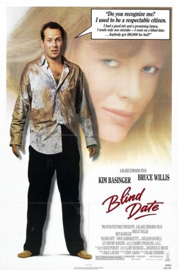 Blind Date movie poster