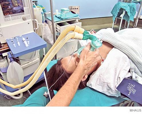 Anesthesia gases trigger   Malignant Hyperthermia episodes