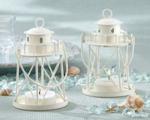 Nautical Wedding Theme Inspiration
