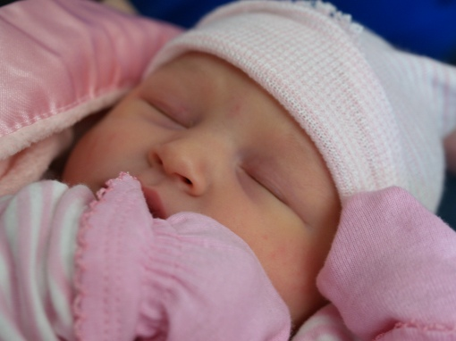 Baby Holly Lua, Stevie's baby girl