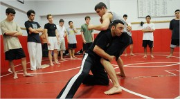 Carefully evaluate your MMA instructor