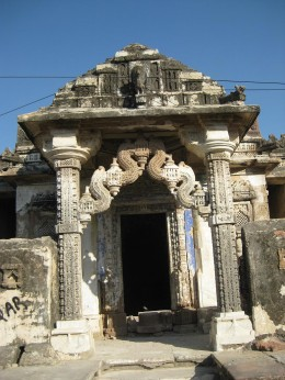 Jain Temple in the Nagarparker town