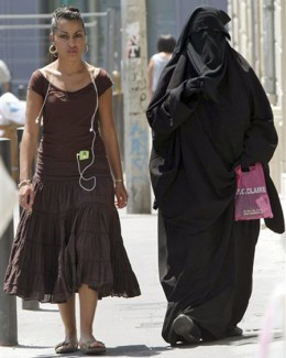 Most American women do not want to be forced into wearing Muslim dress as dictated by Sharia law.