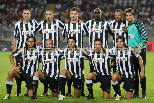 juventus team 2006 Photo