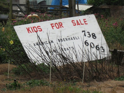 Kids for sale