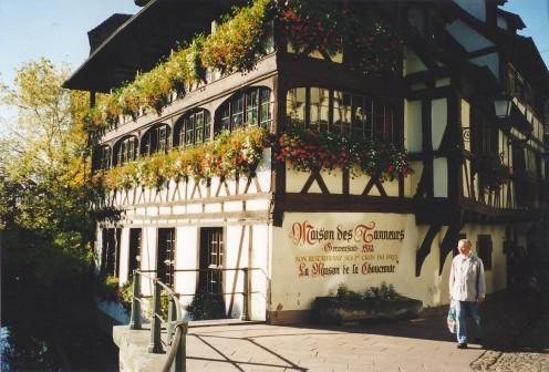 Maison des Tanneurs, 1572