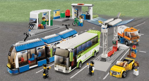 LEGO City Public Transport