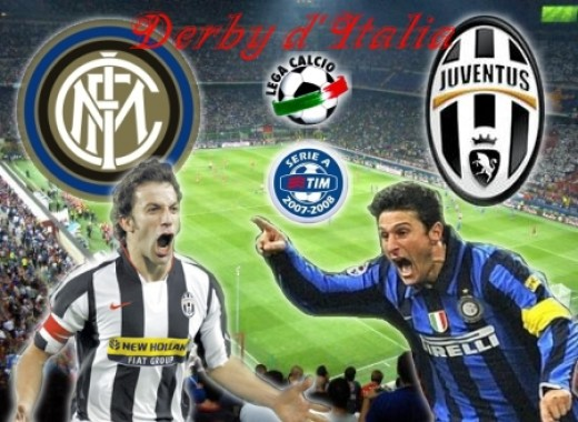 The eternal match, the never-ending rivalry!