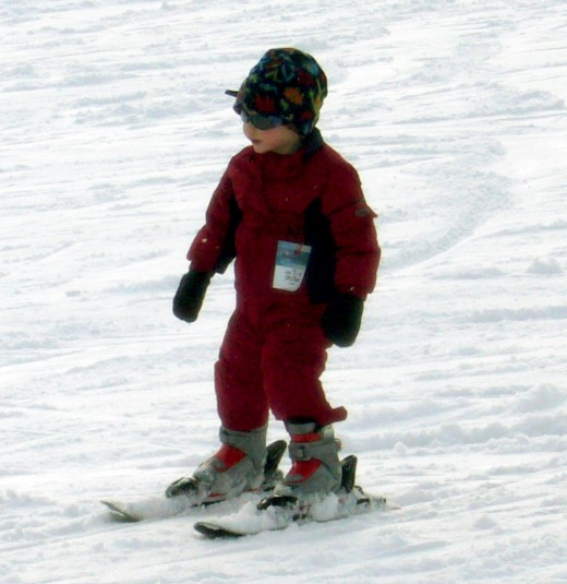 Preschoolers will love to ski, as long as their specific needs are kept in mind!
