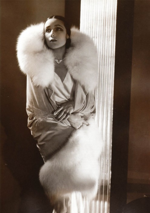 Dolores Del Rio never looked more lovely than when captured by Steichen's lens