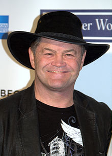 """Micky Dolenz in 2009 at the premiere of 'Wahtever Works"""". Image rom Wikipedia"""