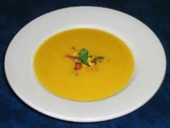 """The """"Curry Diva's"""" Soup"""