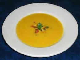"The ""Curry Diva's"" Soup"