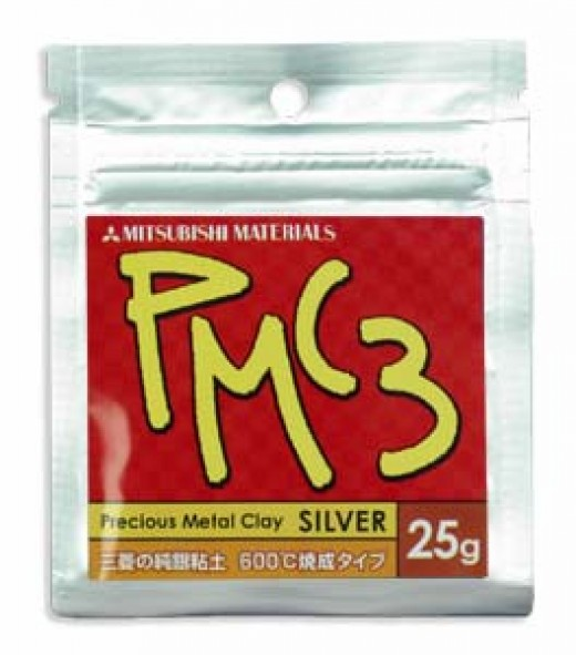 PMC Silver Clay Packet
