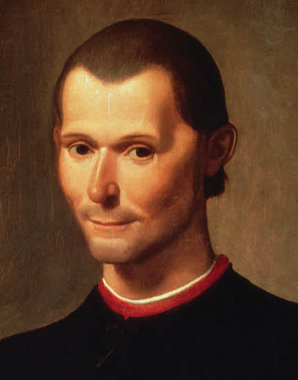 Niccol di Bernardo dei Machiavelli born 3 May 1469 and died 21 June 1527.