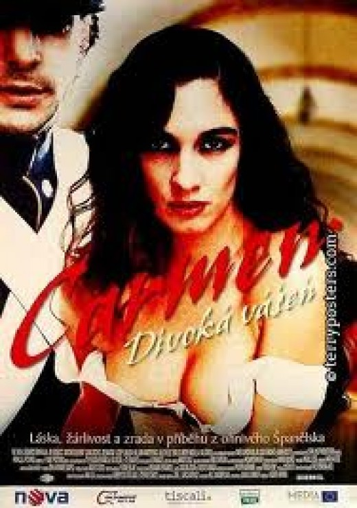 "Carmen. The ultimate ""Femme Fatale"""