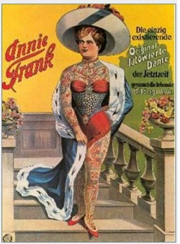 Annie Frank, German Circus