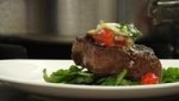 Caprese-Style Steak