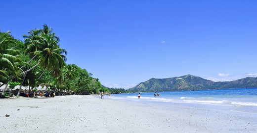Mariscal Beach, Sta. Maria, Davao del Sur