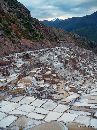Salinas - Inca Salt Pans