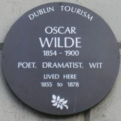 Oscar Wilde Memorial. Dublin, Ireland. Photo by tiseb (flickr)