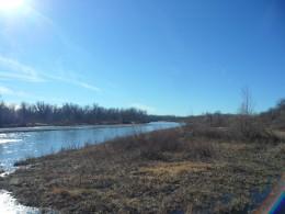 Along the Platte