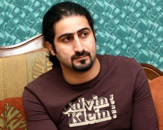 Omar Bin Laden, son of Osama Bin Laden