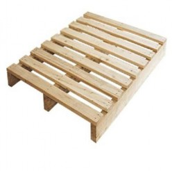 Wood Pallet Building