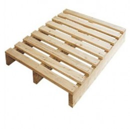 The humble wood pallet.