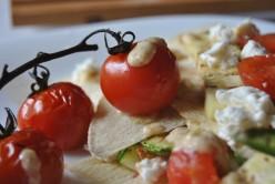 Healthy Sardinian Meal