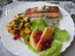 Organic Dining in Nova Scotia