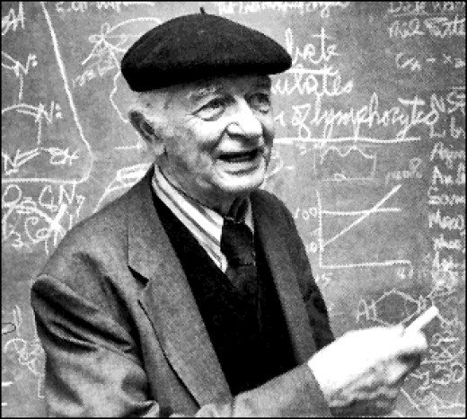Professor Linus Pauling:  A genius (two nobel prizes) exclaimed the health virtues of Vitamin C.