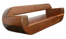 Reclaimed Wooden Sofa