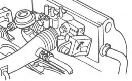 Adjusting the Throttle Position sensor