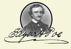 My Favorite Poet is Edgar Allen Poe