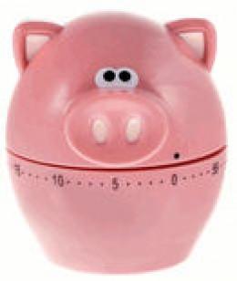 Piggy Timer.