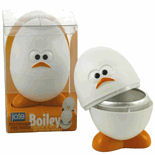 Egg microwave cooker. Kids can cook their own eggs.