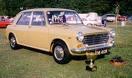 Austin 1300 - with paint
