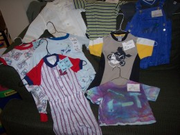 Baby clothes are soooo fun to buy!