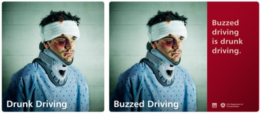 Do Not Drink and Drive Poster