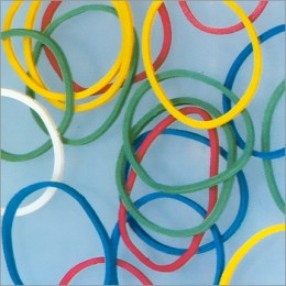 Identical rubber bands (2)