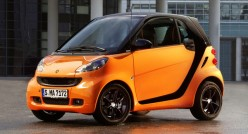 2011 Smart for Two Smart Car