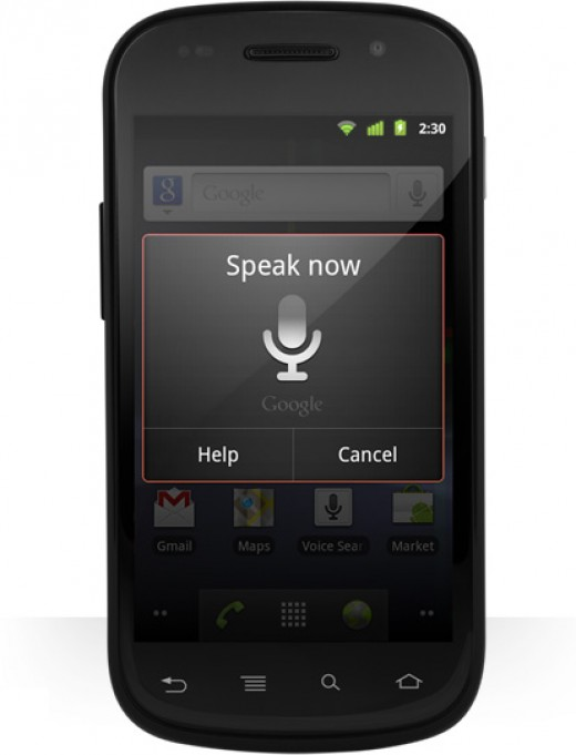 Voice Actions with Google Mobile
