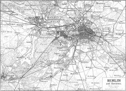 1911 map of Berlin