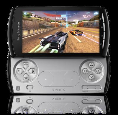 Sony Ericsson Xperia Play (i.e. the Playstation Phone)