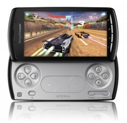 Sony Ericsson Xperia Play (i.e. the Playstation Phone)