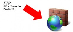 How to allow FTP server in Windows firewall